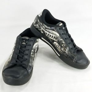 Osiris Serve Skateboarding Sneaker Art Mens Shoes